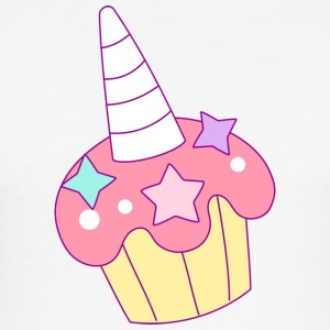 Unicorn Muffin - slim fit T-shirt