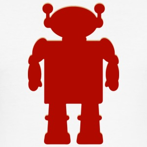 robot - Men's Slim Fit T-Shirt