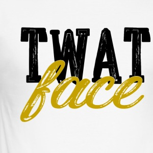 T-Face - Slim Fit T-shirt herr