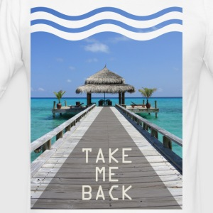 Take me back - slim fit T-shirt