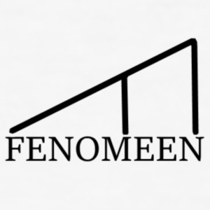 fenomen - Slim Fit T-skjorte for menn