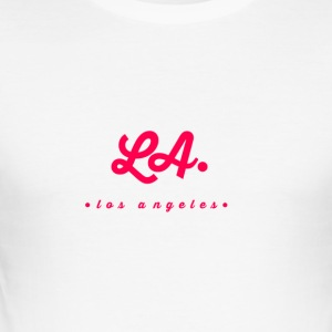 lalosangeles - slim fit T-shirt