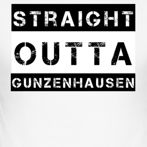 straight_gunzenhausen - Slim Fit T-shirt herr