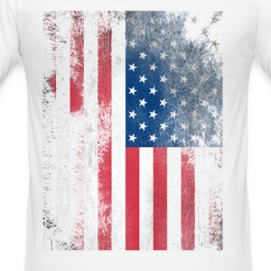 1979 USA FLAG - Slim Fit T-skjorte for menn