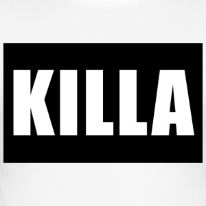 KILLA mærke - Herre Slim Fit T-Shirt