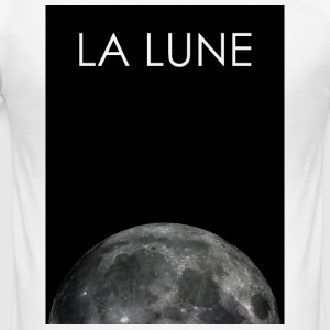 La Lune - Herre Slim Fit T-Shirt