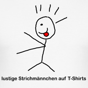 hannes3 - Männer Slim Fit T-Shirt