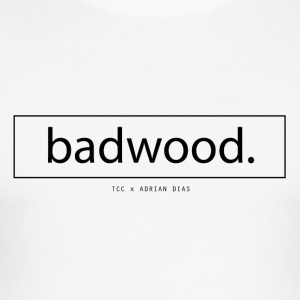 Badwood TCC Collection Printemps - Tee shirt près du corps Homme