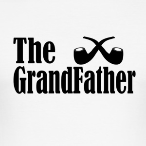 The Grandfather - Men's Slim Fit T-Shirt