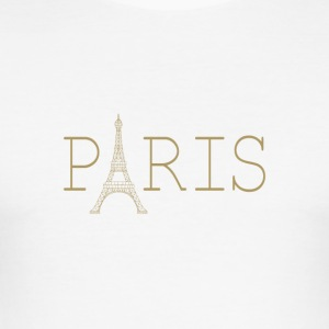 PARIS - Men's Slim Fit T-Shirt