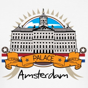 Palace Amsterdam - Herre Slim Fit T-Shirt