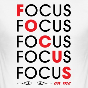 FOCUS - slim fit T-shirt