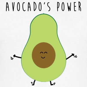 avocados_power - Tee shirt près du corps Homme