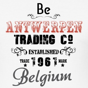 Antwerpen.be - Männer Slim Fit T-Shirt