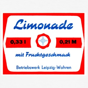 Limonade-smaak Leipzig-Wahren - slim fit T-shirt