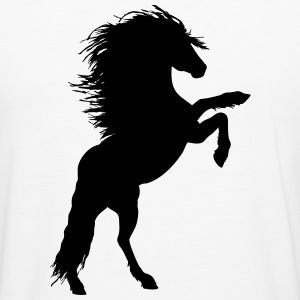 HORSE - Men's Slim Fit T-Shirt