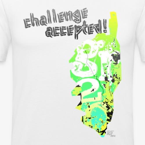 rf gr20 png - Männer Slim Fit T-Shirt