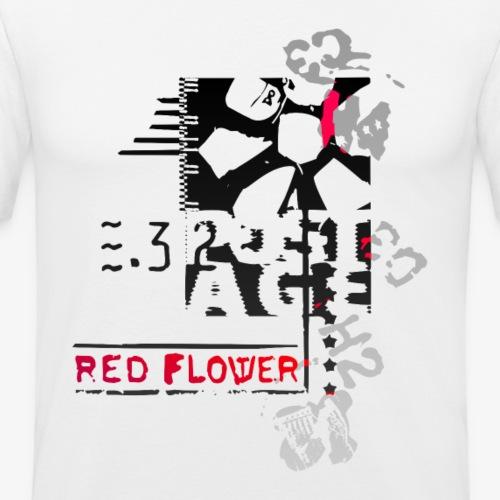 rf nr68 png - Männer Slim Fit T-Shirt