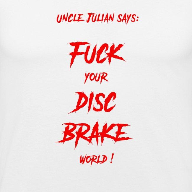 Uncle Julian says