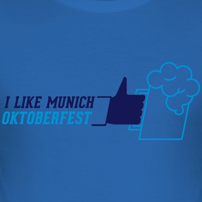 I like Munich Oktoberfest / Wiesn _pos_horizontal