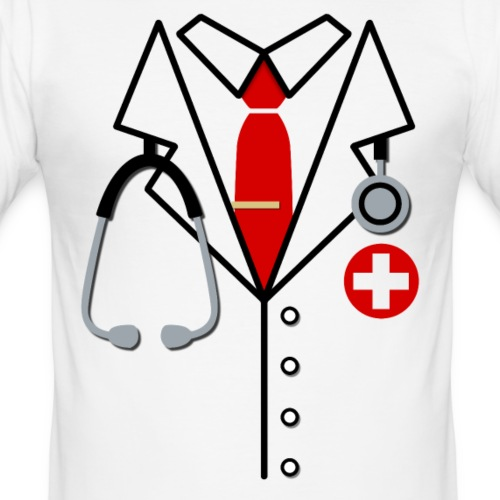 Dr. - T-shirt près du corps Homme