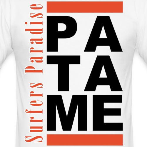 Patame Surfers Paradise Black