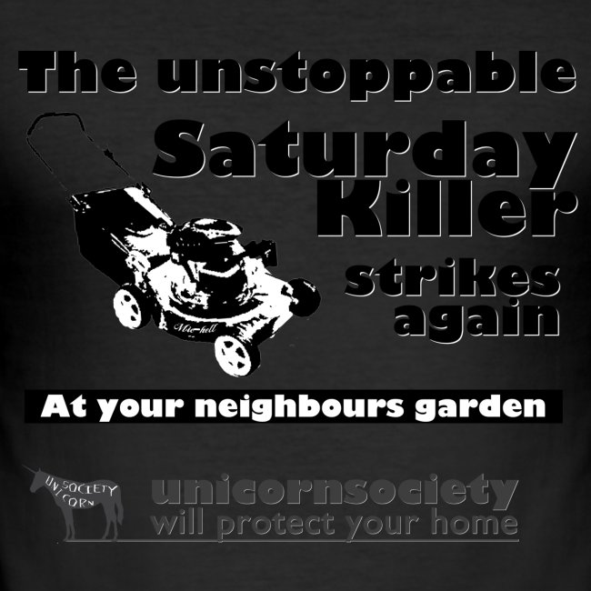 The Saturday killer transparent 04102014 png