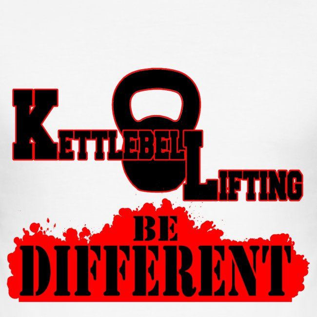KETTLEBELL BE DIFFERENT