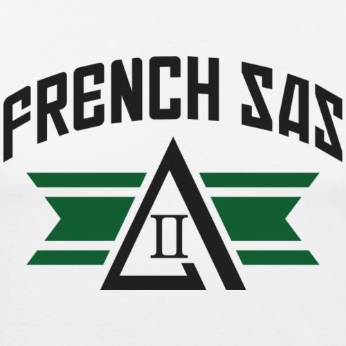 FRENCH SAS - T-shirt près du corps Homme