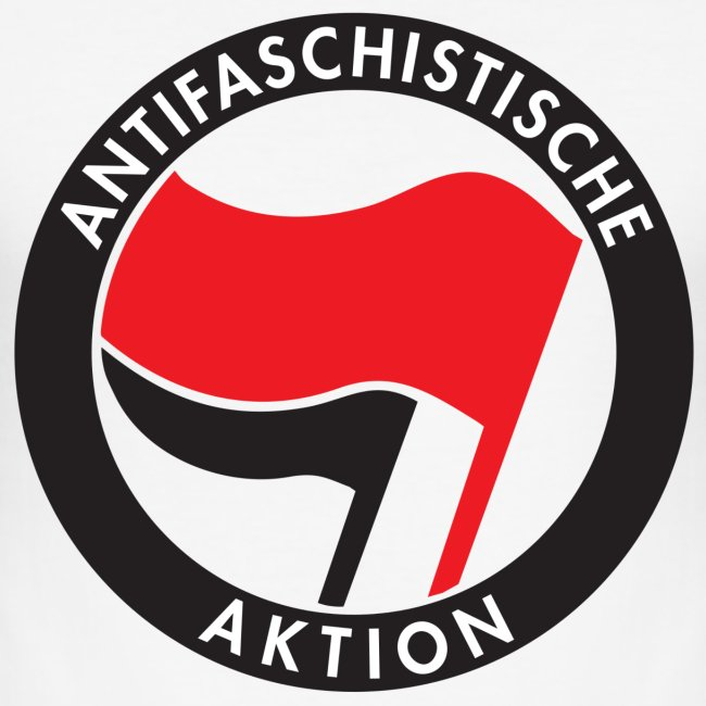 Atnifaschistische Action - Antifa Logo