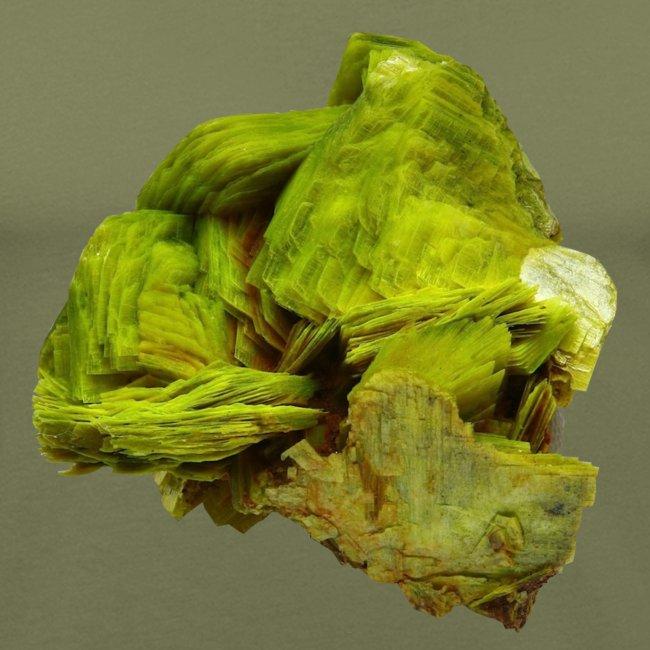 Uranocircit Uranglimmer Mineral Kristall