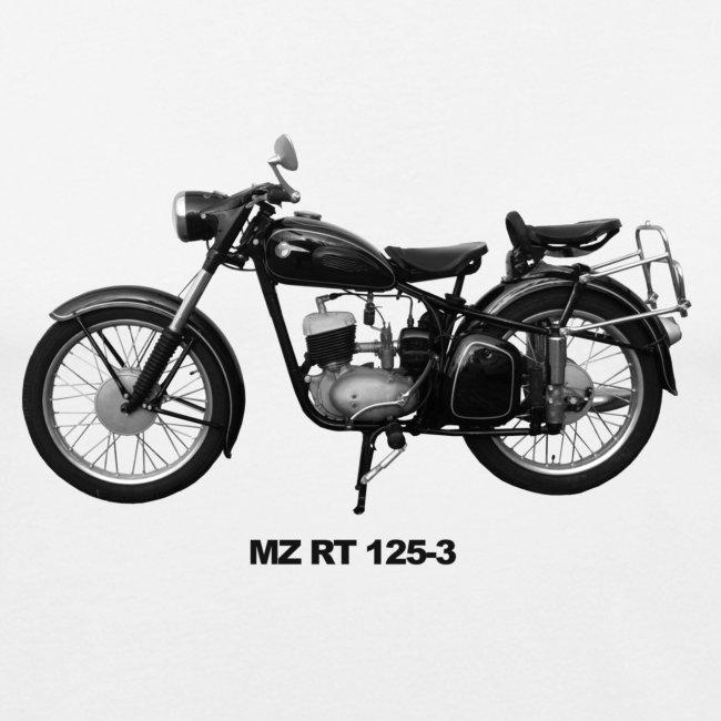 MZ RT 125-3 Zschopau DDR Motorrad