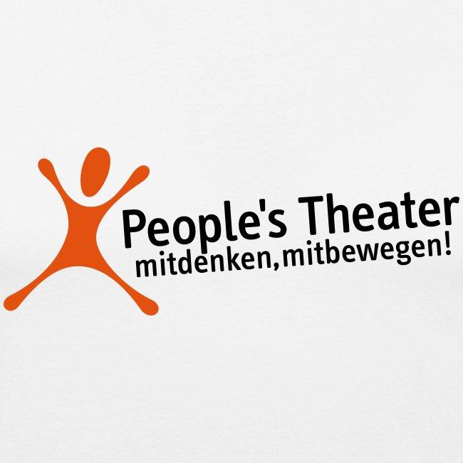 People's Theater Logo