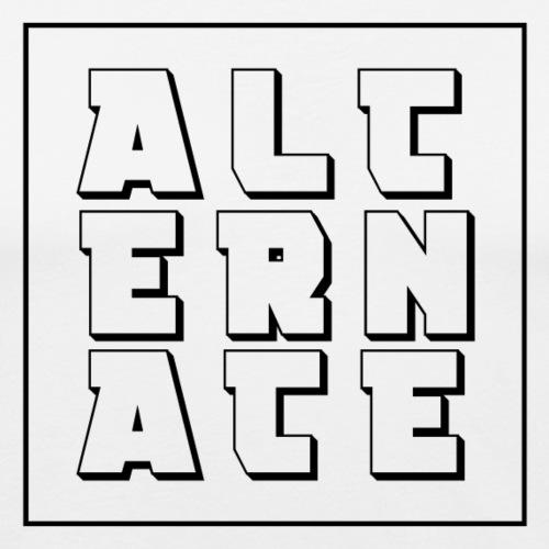 ALT - ERN - ATE - Men's Slim Fit T-Shirt