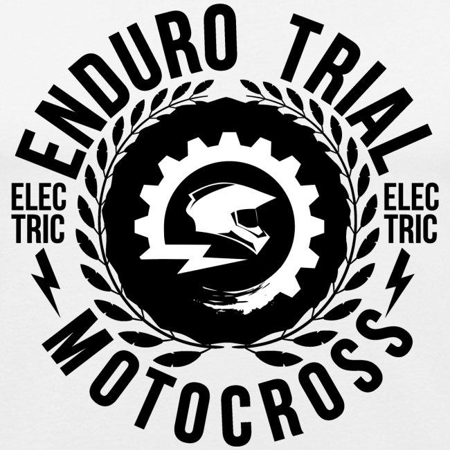 Retro Logo Black