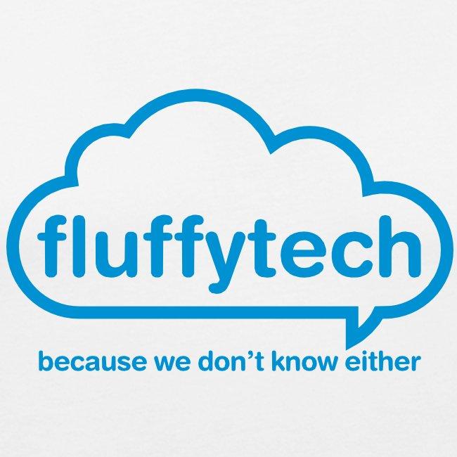 fluffytech white