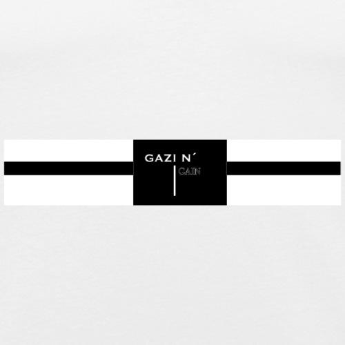 GAZI N GAIN // KOL FR - Männer Slim Fit T-Shirt
