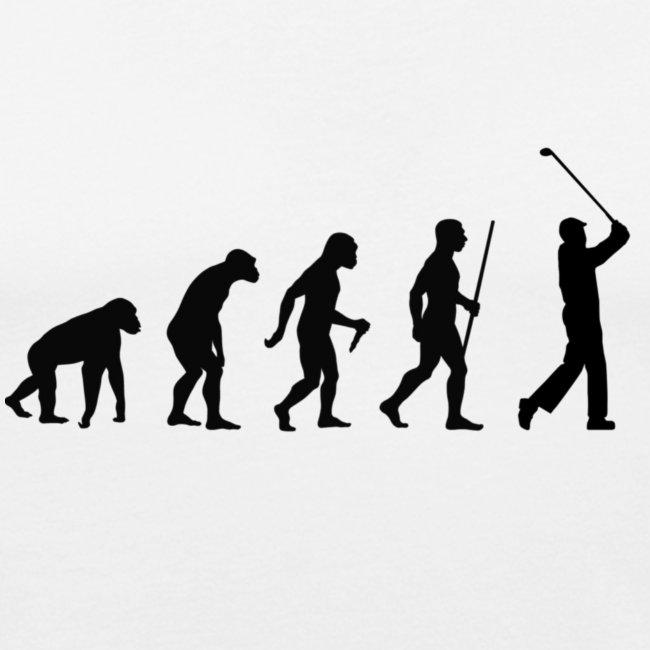 Evolution of Man Golf