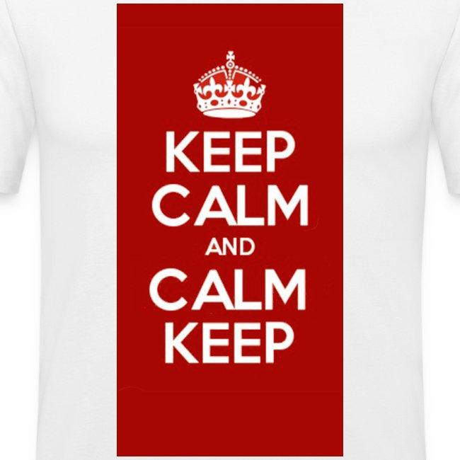 Keep Calm Original Shirt