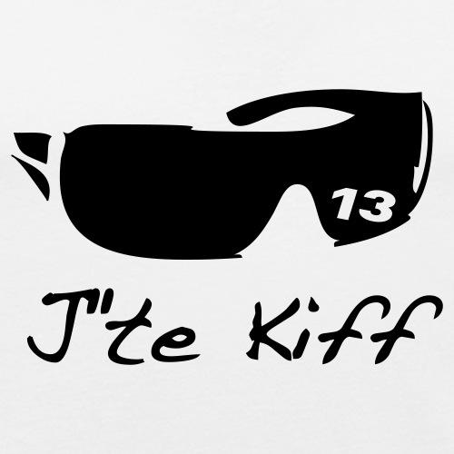 OM, Marseille, 13, Kiff - T-shirt près du corps Homme