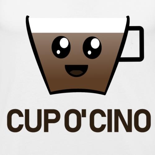 Kopje Cino - Mannen slim fit T-shirt