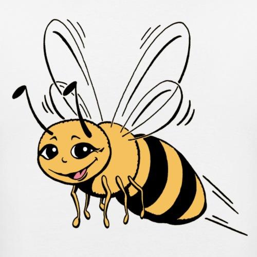 Flying Bee - Männer Slim Fit T-Shirt