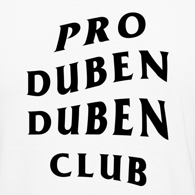 Pro Duben Duben Club S1