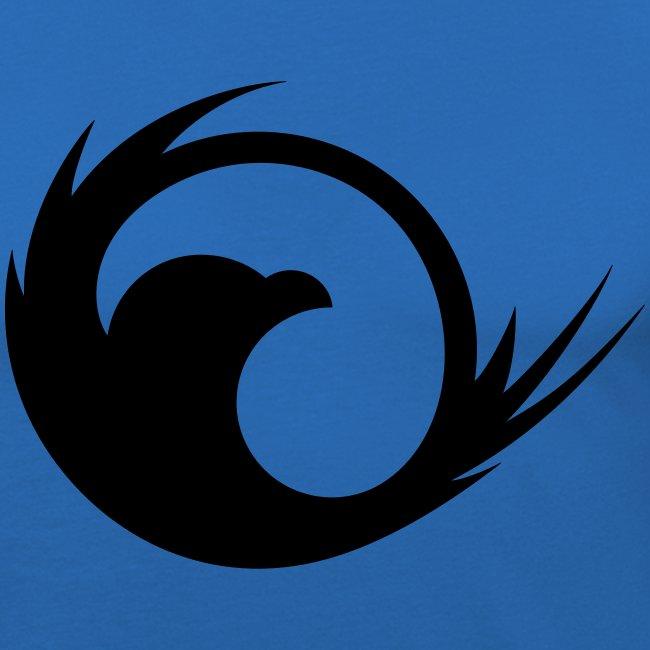 VG Eagle Black Vector