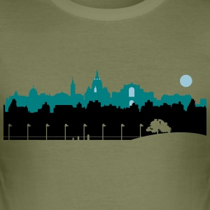 Dresden - Slim Fit T-shirt herr