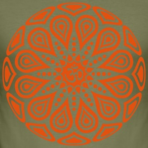 Om One Color - Männer Slim Fit T-Shirt