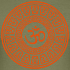 Om Maya One Color - Tee shirt près du corps Homme
