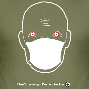 Doctor Psycho - slim fit T-shirt