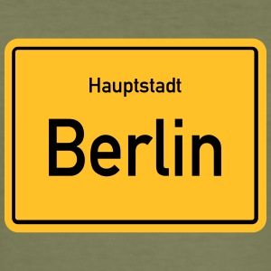 capital Berlin - Men's Slim Fit T-Shirt