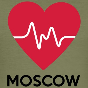 heart Moscow - Men's Slim Fit T-Shirt